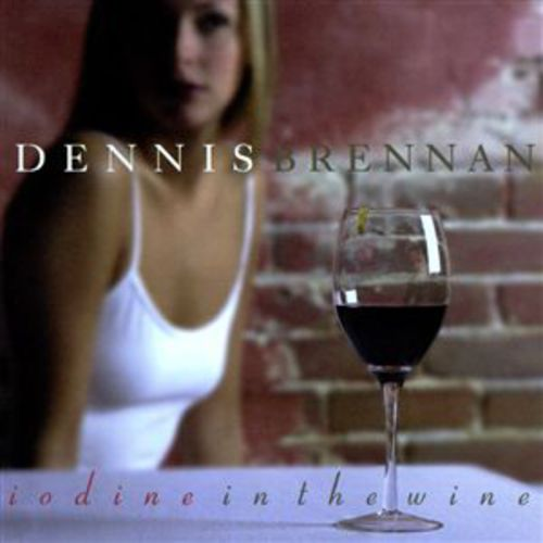 cover of Dennis Brennan: Iodine in the Wine