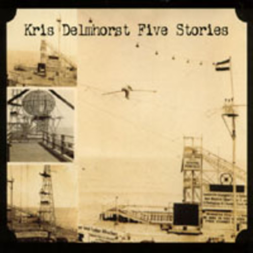 cover of Kris Delmhorst: Five Stories