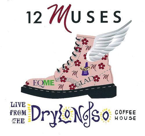 cover of 12 Muses: Live from the DryLongSo Coffeehouse