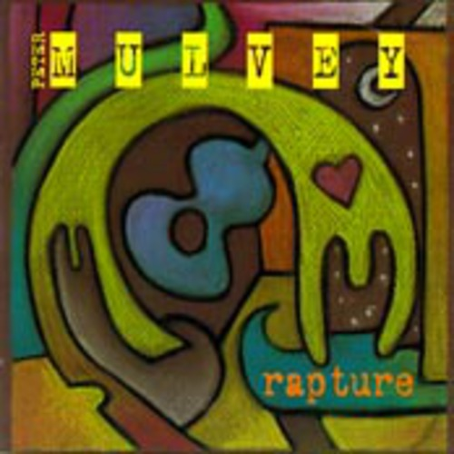 cover of Peter Mulvey: Rapture