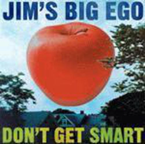 cover of Jim's Big Ego: Don't Get Smart