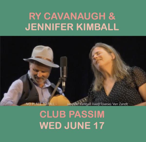 Ry Cavanaugh and Jennifer Kimball nbsp