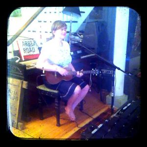 recording at Old Soul Catskill NY August 2014